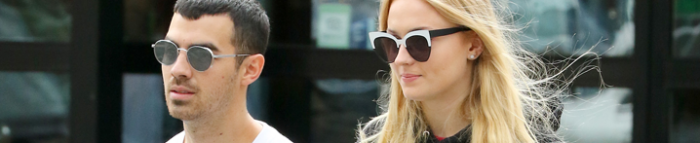 Joe and Sophie Turner out in New York City – 9th May