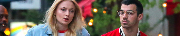 Joe and Sophie Turner out in East Village, New York – 9th May